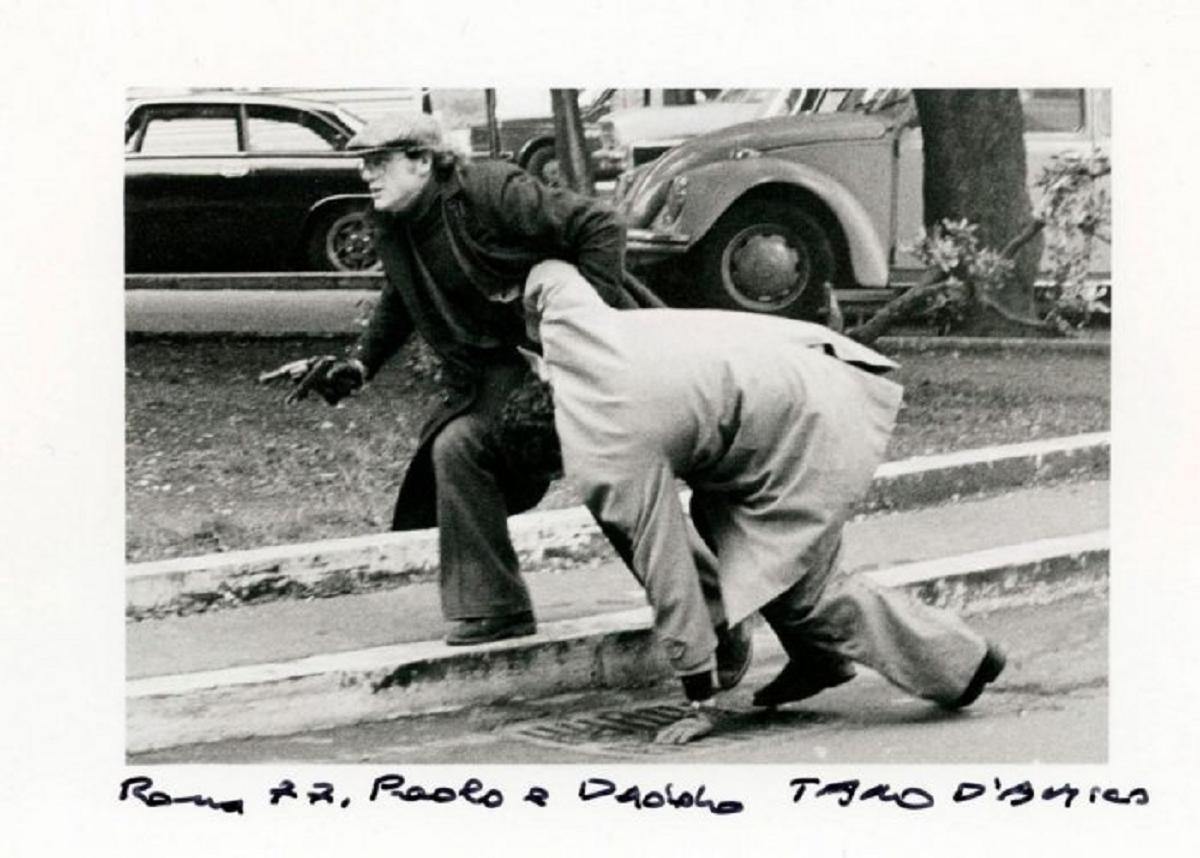 Der Schmerz der Selbstwerdung: Anmerkungen zur Bewegung von '77