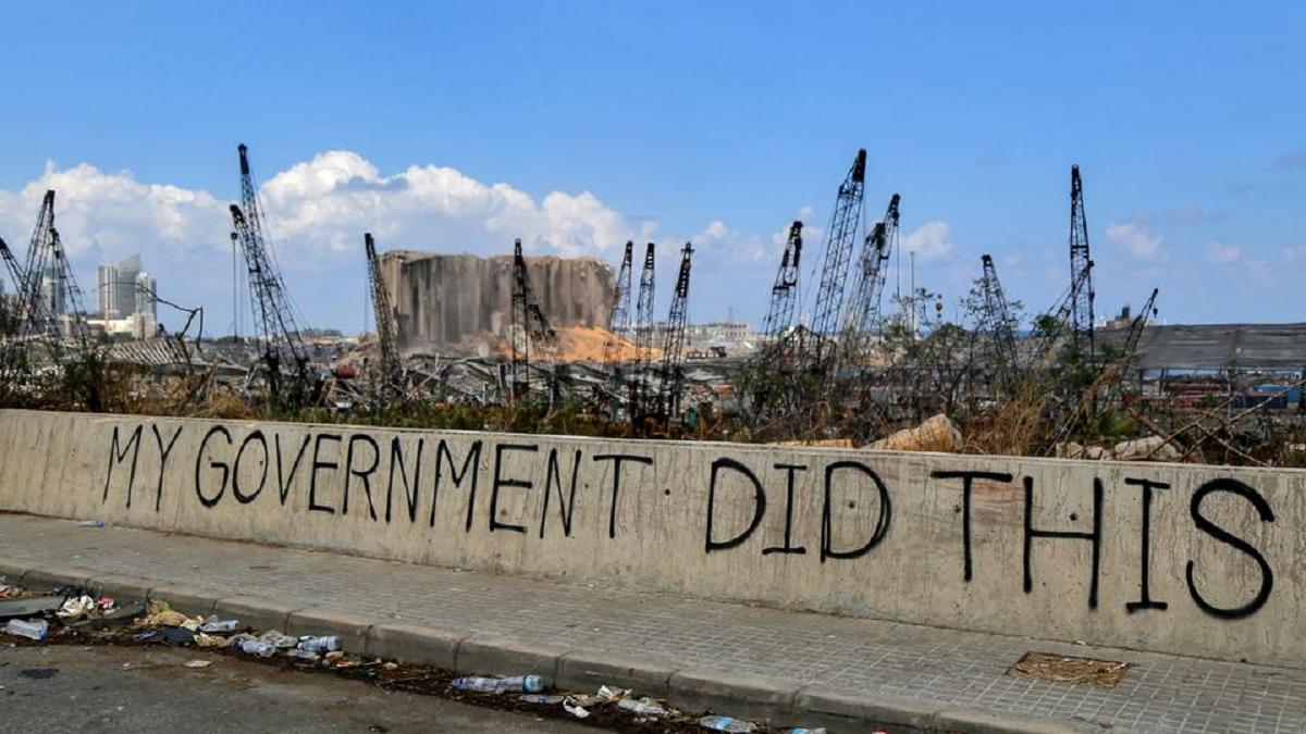 Libanon: Der Klang der Stiefel