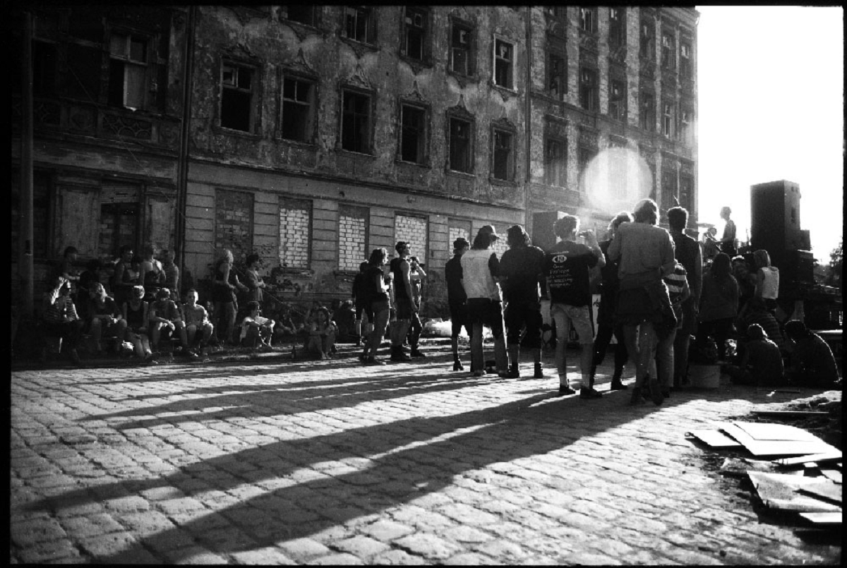 Räumungsblues in Berlin