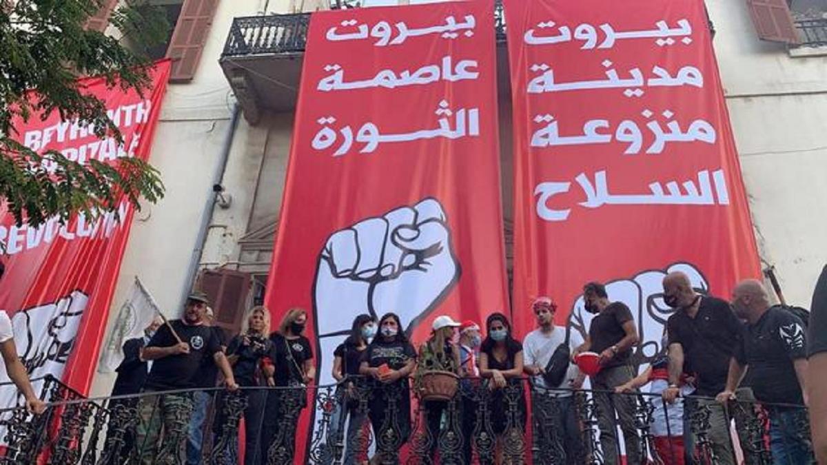 Nach der Explosion, die Revolution – Ein Brief aus dem Libanon