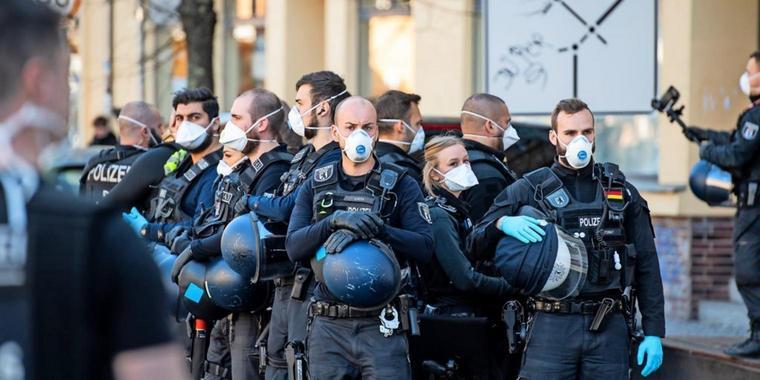 Covid-1984: Mit Vollgas in den Pandemie-Totalitarismus