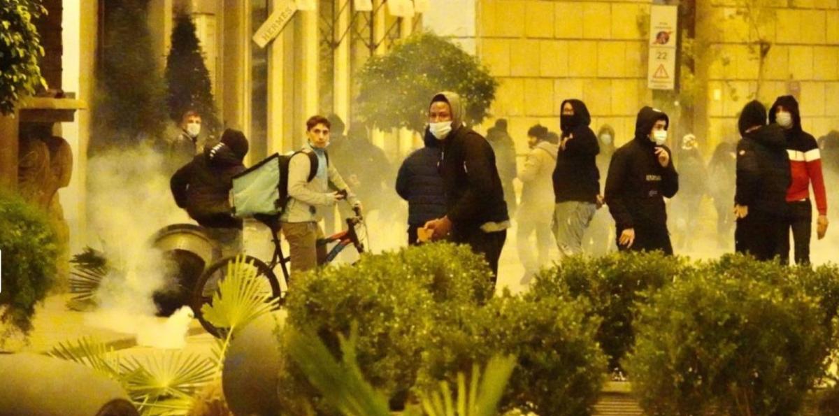 Italien – Die Heterogenität der Revolte gegen den erneuten lockdown