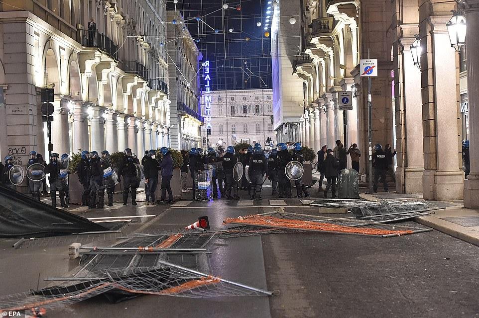 Turin – Die Stadt der Untergetauchten, der Pandemie und Wir