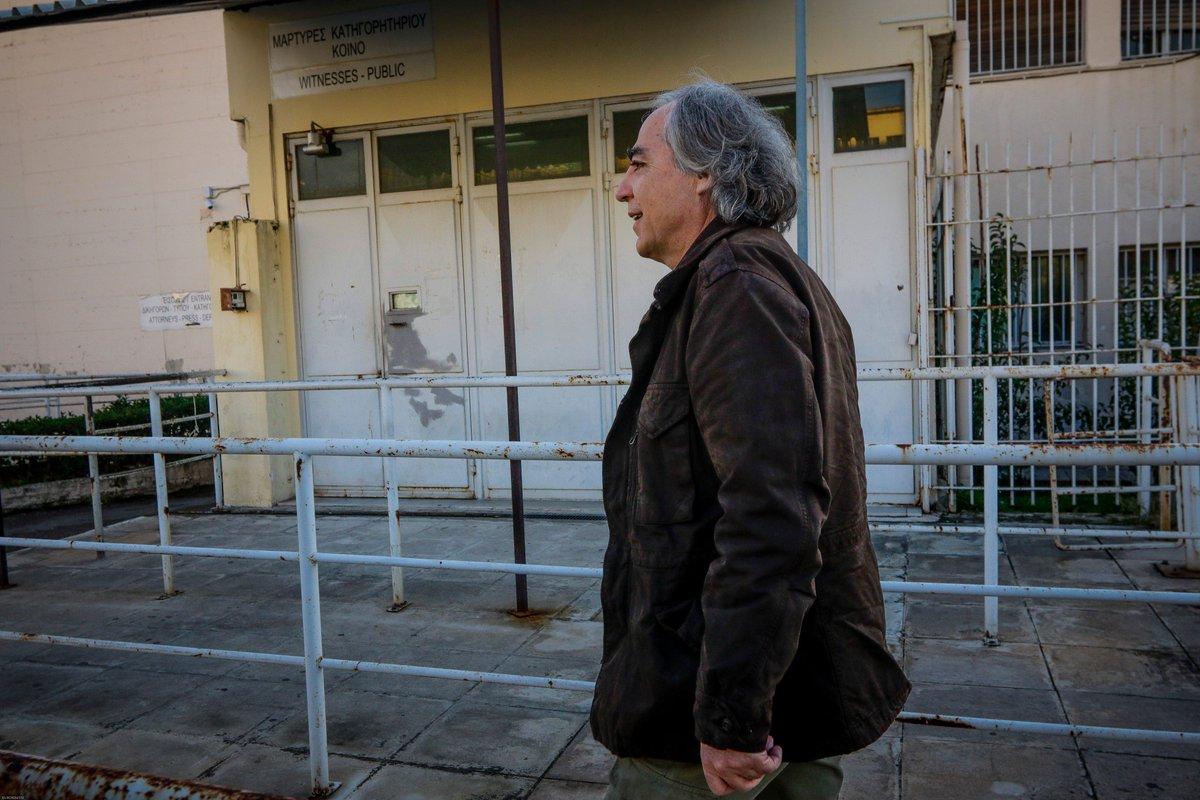 """""""Diese obsessive Verfolgung ist immer eine Ehre für einen politischen Gefangenen"""" – Zur Verlegung von Dimitris Koufontinas"""