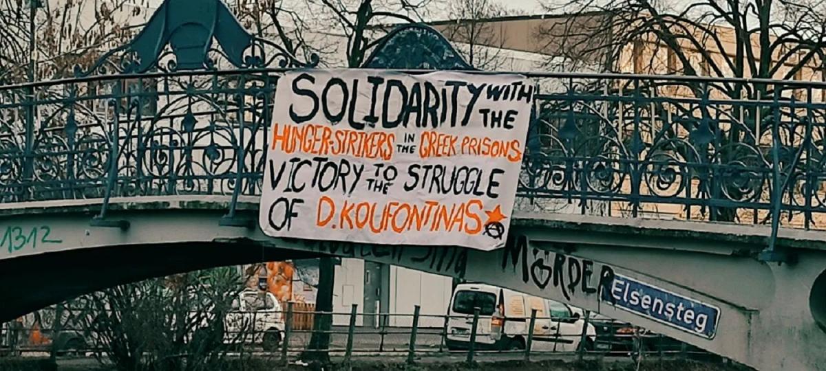 Konsequenz und Würde: Zum Hungerstreik von Dimitris Koufontinas