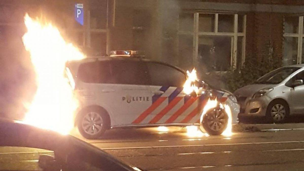 "Corona Riots in den Niederlanden: ""Die Regierung hat den Familien Millionen gestohlen, hat Familien zerstört"""