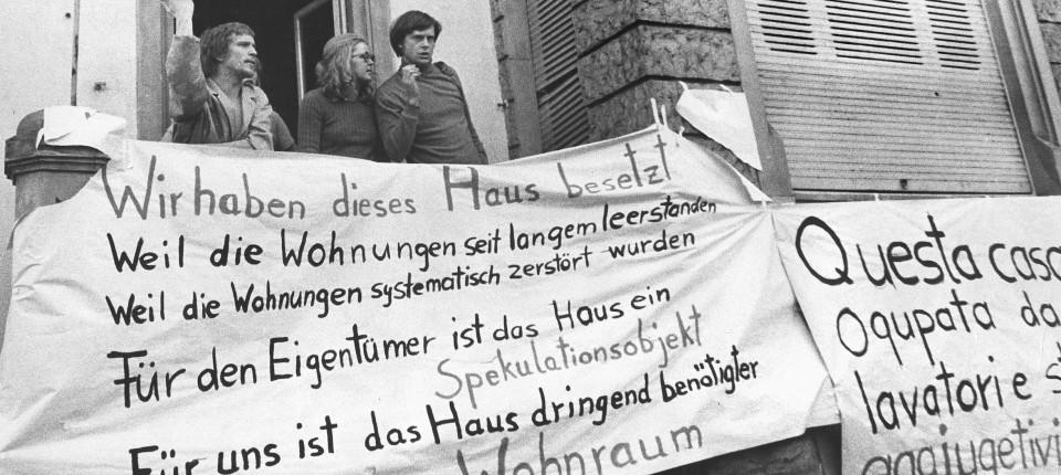 """""""Lotta Continua in Frankfurt, Türken-Terror in Köln""""  – Migrantische Kämpfe in der Geschichte der Bundesrepublik [Häuserkampf und Klassenkampf Part 3]"""
