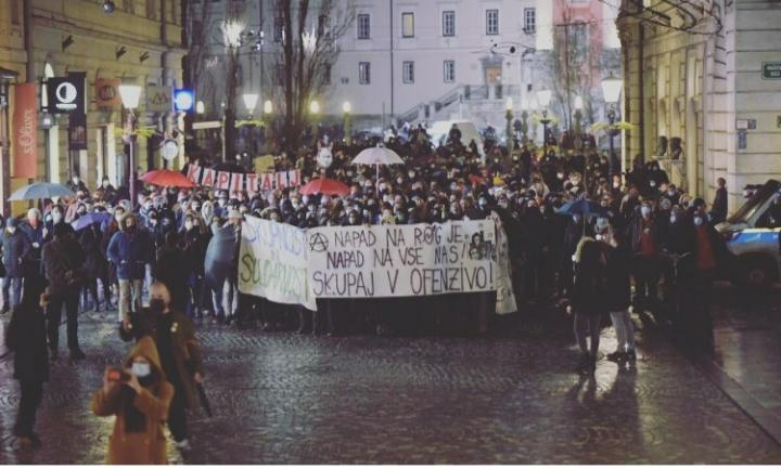 Slowenien – Die antiautoritäre Linke in Zeiten von Corona [Teil 2]