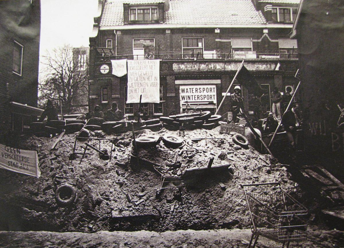 Häuserkampf in den Niederlanden: Panzer in der Pierson Straße [Teil 4]