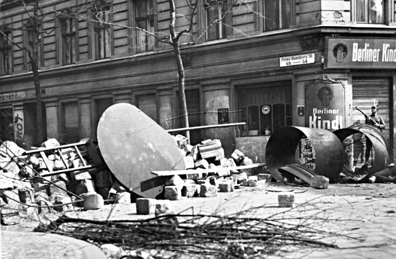 "1. Mai 1929 – Der ""Blutmai"" in Berlin"