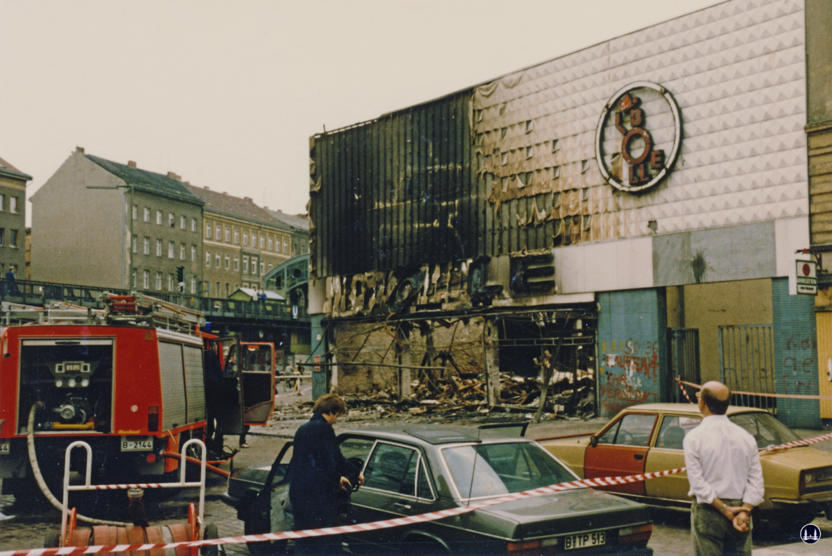 Erster Mai 1987 – Der Kontrollverlust aus polizeilicher Sicht