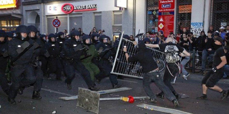 Erster Mai 2009 Berlin (mit Video Edition)