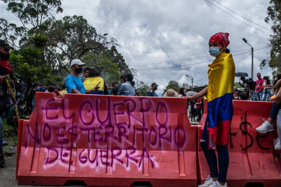 Kolumbien: Angesichts der Barbarei, Hoffnung