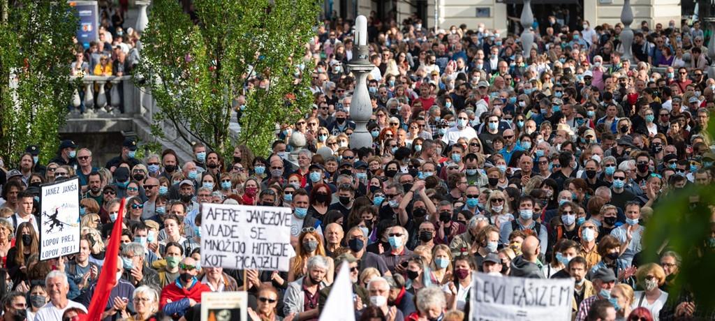 Slowenien – Die antiautoritäre Linke in Zeiten von Corona [Teil 3]