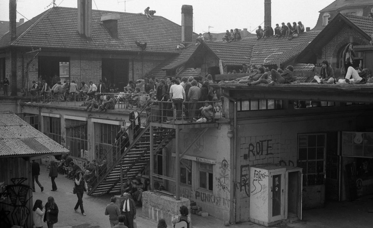 Züri brennt – Der Kampf um das AJZ [Häuserkampf und Klassenkampf Part 10]